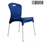 Стул Emy XRF-065-AB (XRB-065A) Blue
