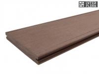 Террасная доска Twinson Terrace Massive орехово-коричневый 503