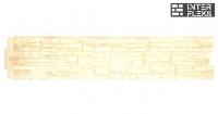 Фасадная и цокольная панель Я-Фасад Крымский сланец жемчуг