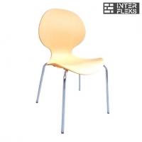 Стул Bary SHF-008-P (PC-008 Lighte yellow) Peach