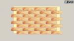 Фасадная термопанель Termosit с клинкерной плиткой Cerrad Atakama Rustic 9751