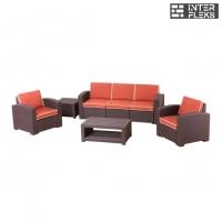 Комплект уличной мебели Rattan Premium 5
