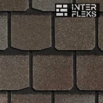 Мягкая кровля CertainTeed Highland Slate Max Def Weathered Wood