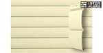 Виниловый сайдинг GL Блок-хаус 3,0 D4,8 слоновая кость