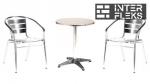 Комплект мебели LFT-3059/T3127-D60 Silver (2+1)