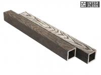 Балясина Sequoia Evolution 3D WOOD BLACK