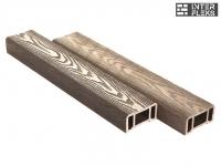 Перила Sequoia Evolution 3D WOOD BROWN