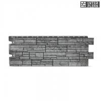 Фасадная и цокольная панель Docke Stein Антрацит