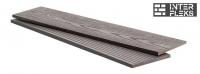 Универсальная (заборная) доска Polivan темно-коричневый 10х140