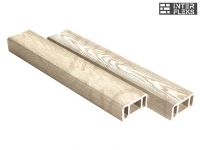 Перила Sequoia Evolution 3D WOOD WHITE