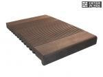 Ступень ДПК Ай-Техпласт 320х22 шоколад