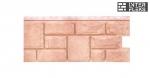 Фасадная и цокольная панель Я-Фасад Екатерининский камень бронза