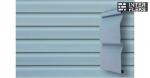 Виниловый сайдинг GL Корабельная доска 3,6 D4,4 голубой