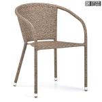 Кресло из иск. ротанга Y137C-W56 Light brown