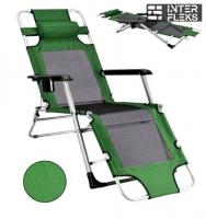 Шезлонг Стелла-2 CHO-103/8 Green (CHO-103FGJ-8)