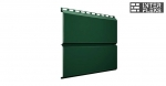 Металлический сайдинг GL ЭкоБрус RAL 6020 хромовая зелень (Grand Line)