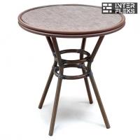 Стол A1007-AD64-D70 Cappuccino