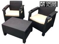 Комплект уличной мебели Yalta Balcony Set