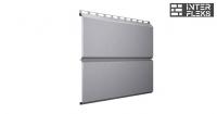 Металлический сайдинг GL ЭкоБрус RAL 7004 сигнальный серый (Grand Line)