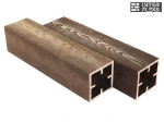 Столб Sequoia Evolution 3D WOOD BROWN