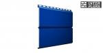 Металлический сайдинг GL ЭкоБрус RAL 5005 сигнальный синий (Grand Line)