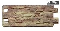 Фасадная (цокольная) панель VOX Solid Stone Umbria камень коричневый