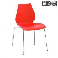 Стул Polly SHF-01-R (H-01) Red