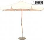 Зонт уличный 4VILLA Римини деревянный d250