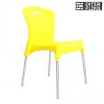Стул Emy XRF-065-AY (XRB-065A) Yellow