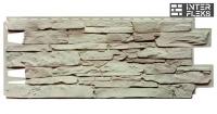 Фасадная (цокольная) панель VOX Solid Stone Lazio камень светлая глина