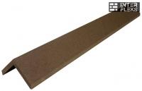 L-планка WOODVEX венге 53х53