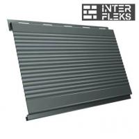 Металлический сайдинг GL Вертикаль gofr RAL 7005 мышино-серый (Grand Line)
