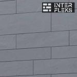 Фасадный сланец Rathscheck Symmetrische Deckung mit Hinterschnitttechnik
