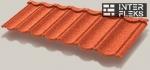 Композитная черепица Luxard Classic Коралл