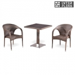 Комплект мебели из иск. ротанга T502DG/Y290BG-W1289 Pale (2+1)