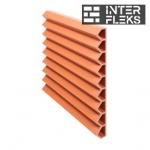 Фасадная керамическая панель TEMPIO FF-C 9/65