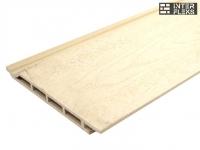 Фасадная панель Ай-Техпласт слоновая кость 16х170