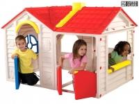 Детский игровой домик Keter Garden Villa