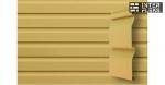 Виниловый сайдинг GL Корабельная доска 3,6 D4,4 карамельный