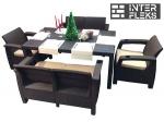 Комплект уличной мебели Yalta Family Set