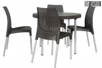 Комплект уличной мебели Keter Jersey Set