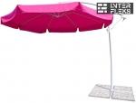 Зонт уличный 4VILLA Парма фуксия d300