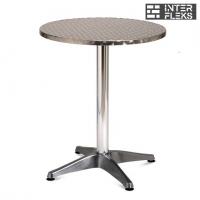 Стол LFT-3127/2107-D60 Silver