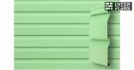 Виниловый сайдинг GL Корабельная доска 3,6 D4,4 салатовый