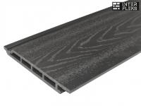 Фасадная панель Ай-Техпласт серый 16х170