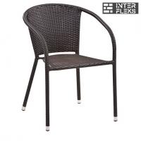 Кресло из иск. ротанга Y137C-W51 Brown