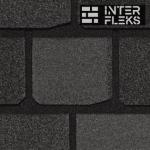 Мягкая кровля CertainTeed Highland Slate Black Granite
