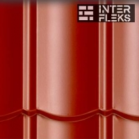 Металлочерепица Evertile Evertech Red 01