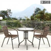 Комплект мебели Асоль-1D CDC01/TLH060-D60 Brown (2+1)
