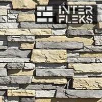 Искусственный облицовочный камень White Hills Уайт Клиффс 150-80